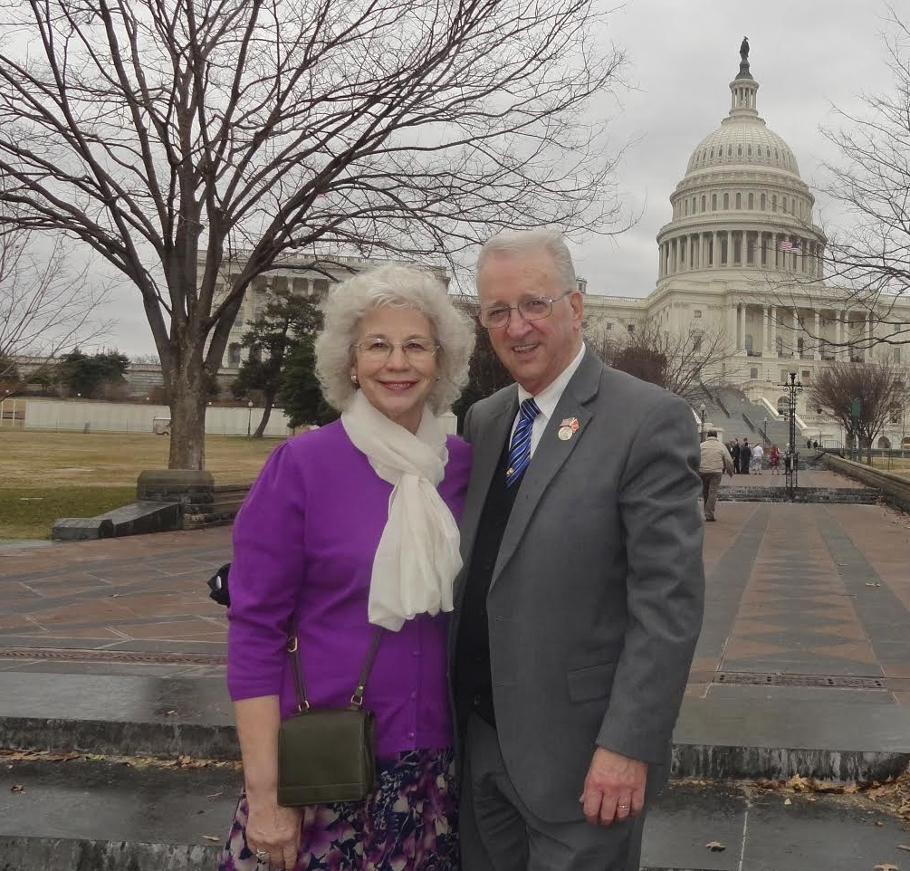 Pastor & Mrs. Roach